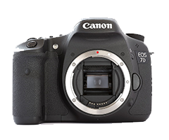 Rent A 7D Canon Camera, DSLR Online Rental Chennai