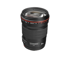 Canon EF 135MM F/2L USM Camera Lens, DSLR Rental Chennai